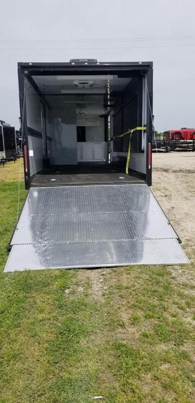 2019 Cargo Craft VAC Car Hauler Car / Racing Trailer