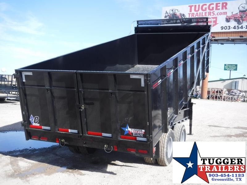2019 Diamond C Trailers 96x20 Tandem Dual Dump 23WFDTL20x96 Dump Trailer