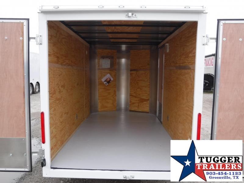 2019 Cargo Craft Trailers 6X10 Elite Enclosed Cargo Trailer