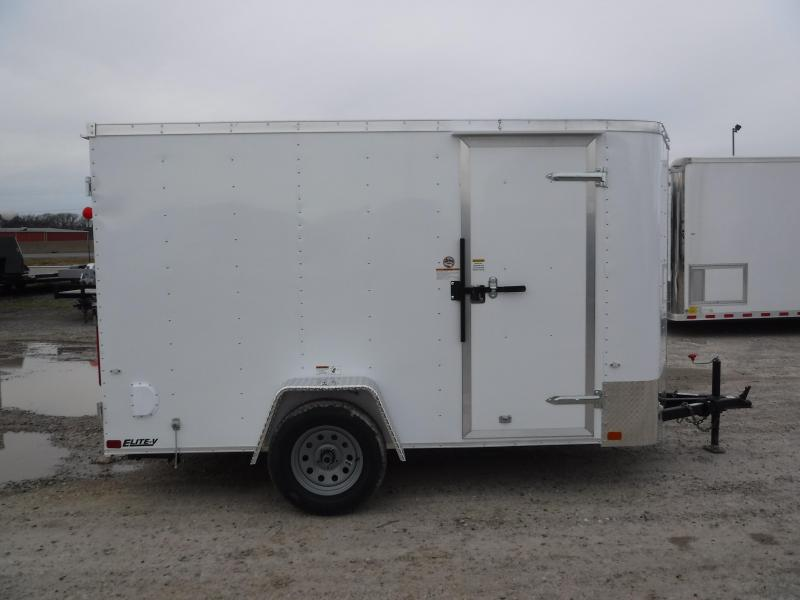 2019 Cargo Craft Trailers 6X10 Elite Enclosed Cargo Trailer