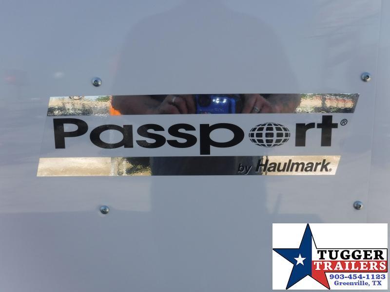 2019 Haulmark Passport Enclosed Auto/ Car Hauler Car / Racing Trailer