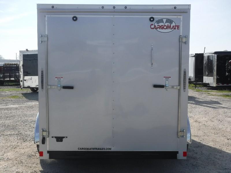 2019 Cargo Mate 7x14 LE Enclosed Cargo Trailer
