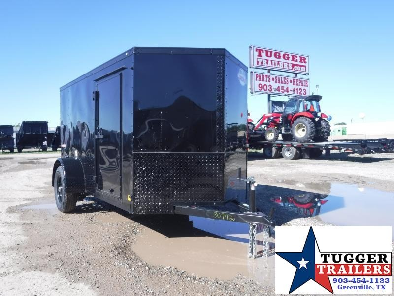 2019 Cargo Mate Trailers 5 X 10 E-V Enclosed Cargo Trailer