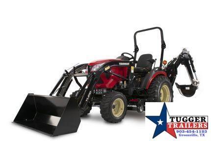 2019 Yanmar SA 424 DIESEL Tractor