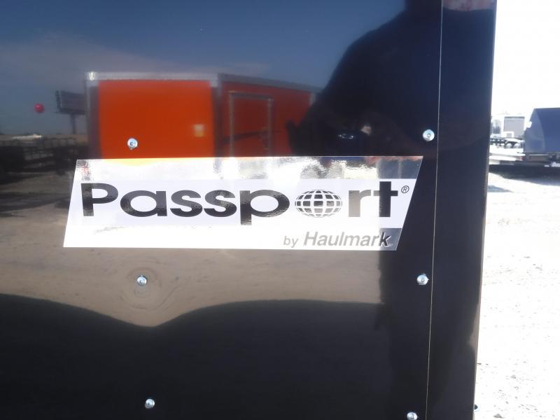 2019 Haulmark Passport Car / Auto Hauler Trailer Motorcycle Vehicle Tow Trailers