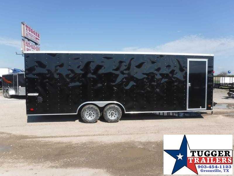 2019 Haulmark Passport Enclosed Car / Auto Hauler Trailer Motorcycle Vehicle Tow Trailers