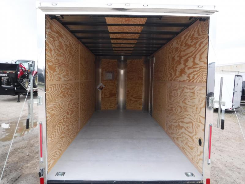 2019 Cargo Craft 7x18 18ft Enclosed Cargo Trailer