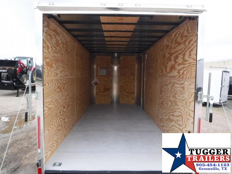 2019 Cargo Craft 7x18 18ft Enclosed Cargo Trailer