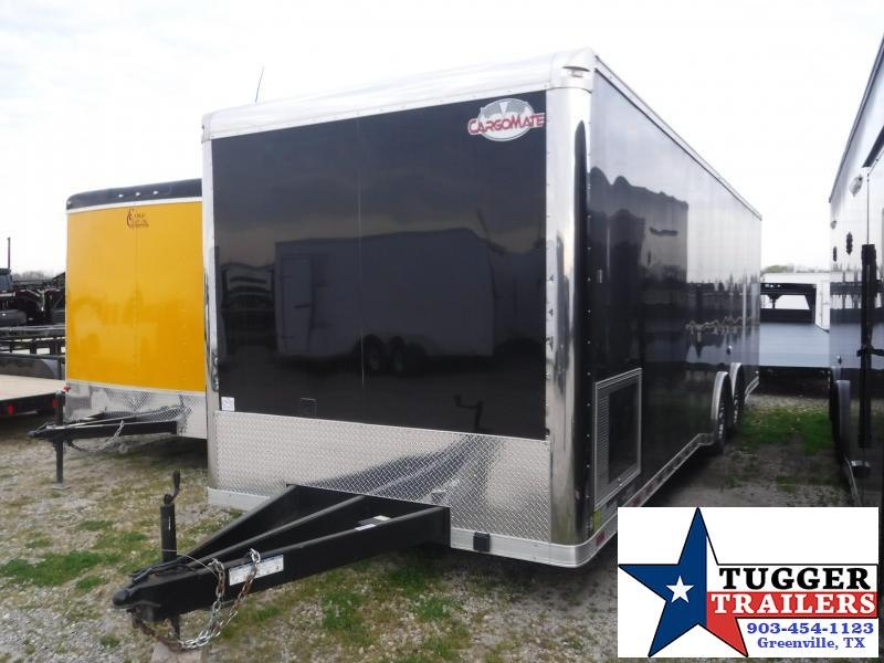 2019 Cargo Mate Trailer 8.5 x 28 NS Car / Racing Trailers