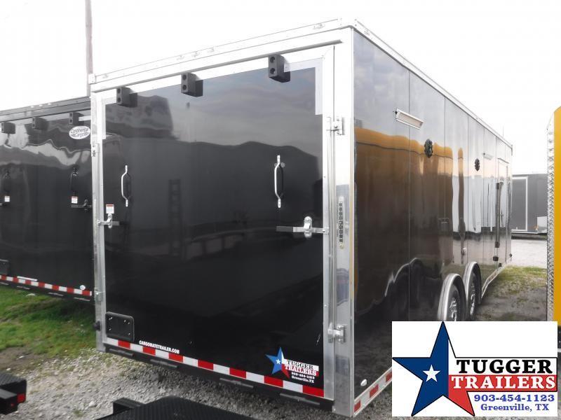 2019 Cargo Mate Trailer 8.5 x 28 NS Car / Racing Trailers