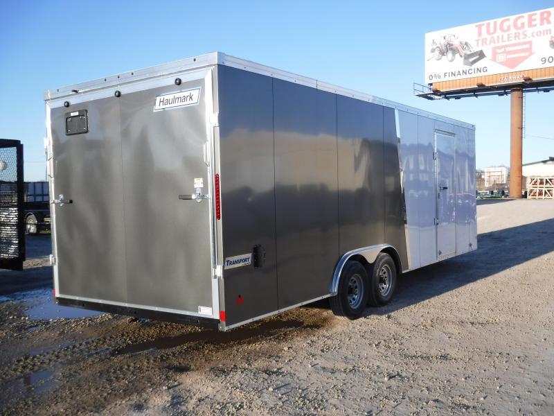 2019 Haulmark TSV8524T3 8.5 x 24 Transport Enclosed Cargo Trailer