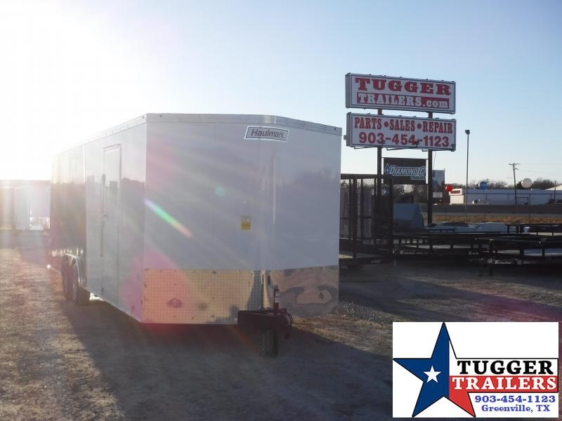 2019 Haulmark TSV8524T3 8.5 x 24 Transport Enclosed Cargo Trailer
