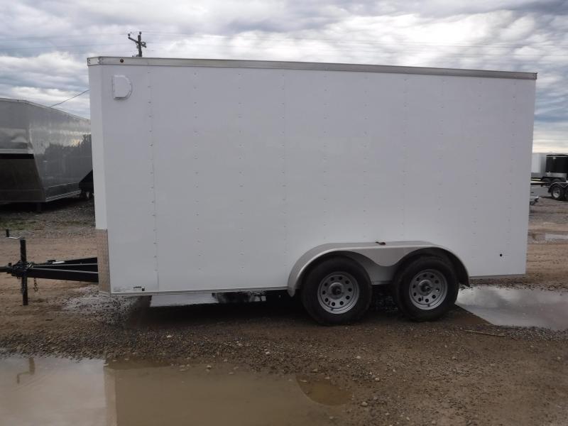 2019 T-Series 7 x 14 Enclosed Cargo Trailer