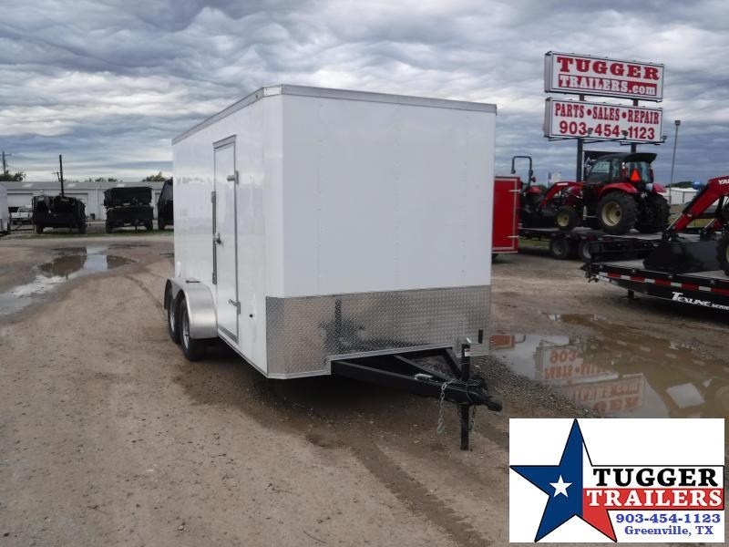 2019 T-Series 7 x 14 Enclosed Cargo Trailer