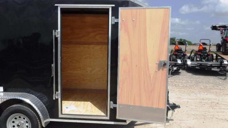 2018 Cargo Mate 6 x 12 E- Series TA Enclosed Cargo Trailer