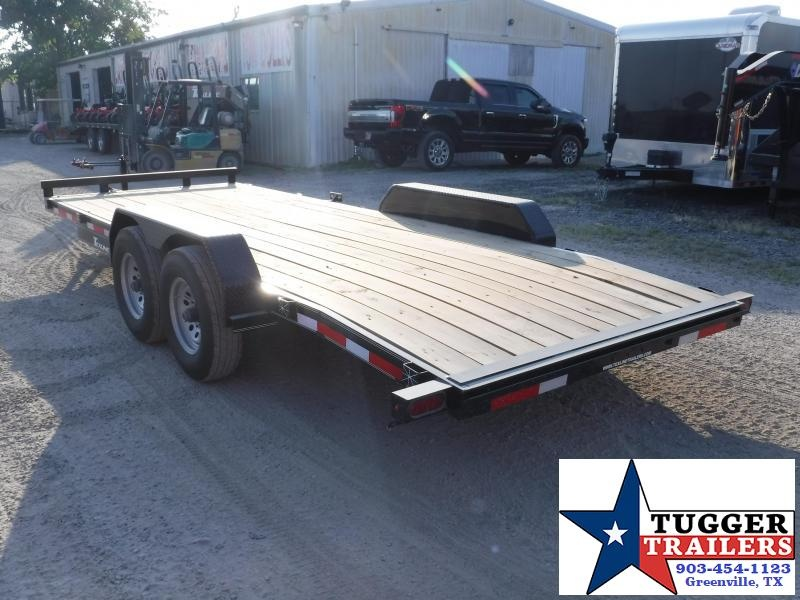 2019 TexLine 83x20 20ft Deluxe Open Auto Hauler Car / Racing Trailer