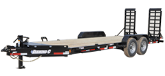 2019 Diamond C Trailers 82X20 20ft Black 2019 LPX Equipment Trailer
