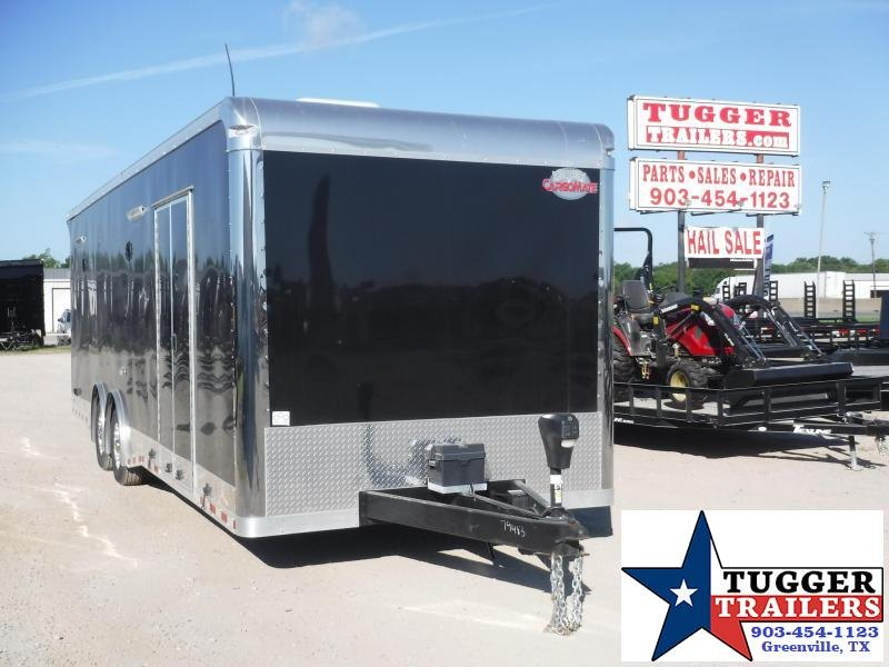 2019 Cargo Mate 8.5x28 28ft Cargo Eliminator Auto Mobile Hauler Car / Racing Trailer