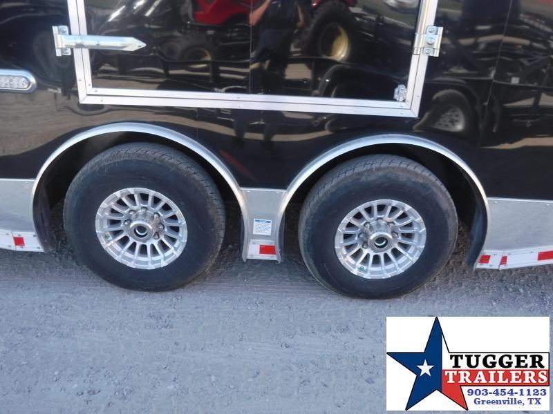 2019 Cargo Mate 8.5x28 28ft Cargo Eliminator Auto Mobile Hauler Car / Racing Trailer