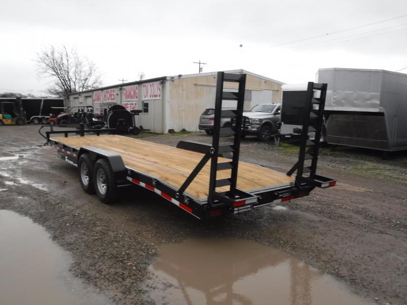 2019 TexLine 83x24 24ft Utility Trailer