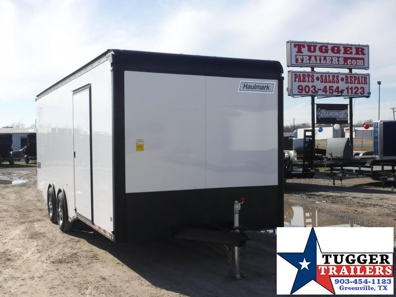 2019 Haulmark 8.5 X 24 Edge Black Out Enclosed Cargo Trailer