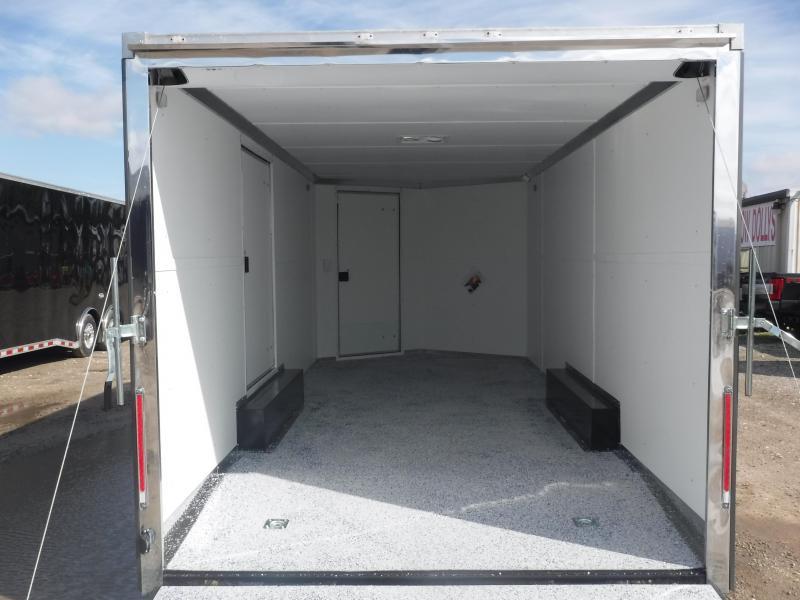 2019 Cargo Craft Trailers 8.5 x 23 V Nose Enclosed Cargo Trailer