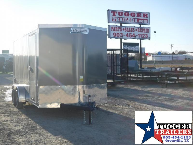 2019 Haulmark 2019 Haulmark Transport 7x16 Enclosed Cargo Trailer