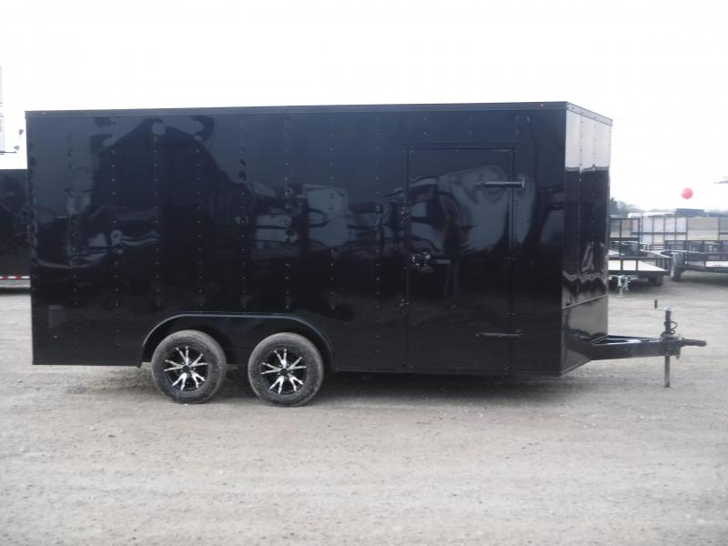 2019 T-Series 8.5 x 16 Enclosed Cargo Trailer