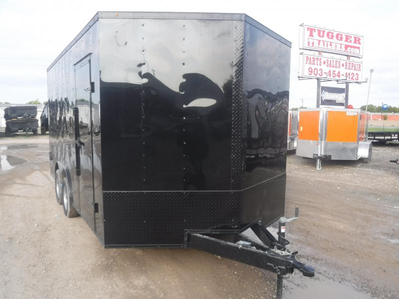 2019 T-Series 8.5 x 16 Enclosed Cargo Trailer
