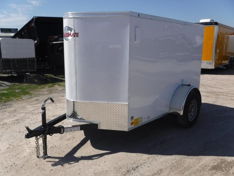 2019 Cargo Mate 5x8 TX LE Enclosed Cargo Trailer