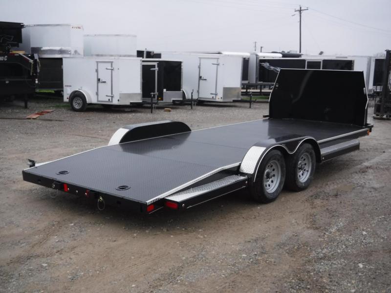 2018 Diamond C Deluxe Trailer 83 x 22 12CHS Car / Racing Trailers