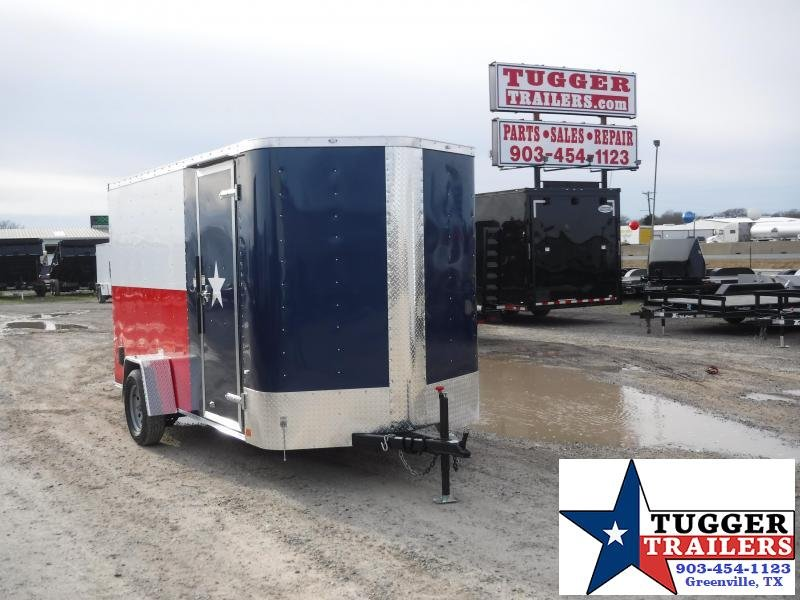 2019 Cargo Craft Trailers 6x12 Elite Plus Enclosed Cargo Trailer
