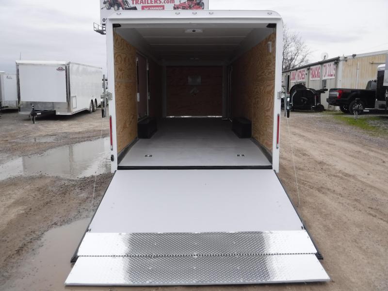 2019 Cargo Craft Trailers 8.5x28 Enclosed Cargo Trailer