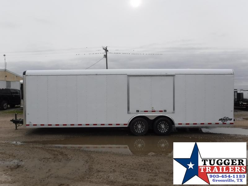 2019 Cargo Craft Trailers 8.5x28 Enclosed Cargo Trailer