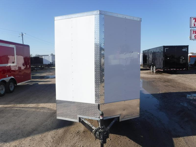 2019 Salvation Trailers 6x12 T-Series Enclosed Cargo Trailer