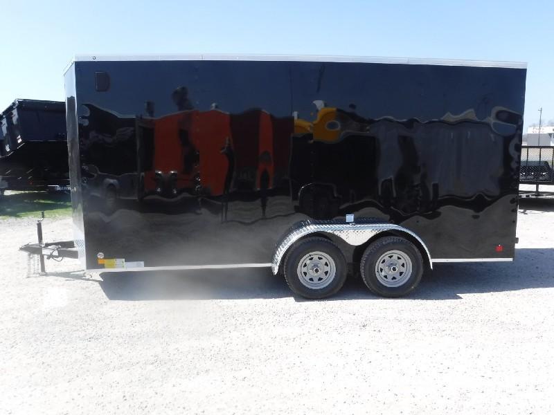 2019 Cargo Mate 7x16 LE Enclosed Cargo Trailer