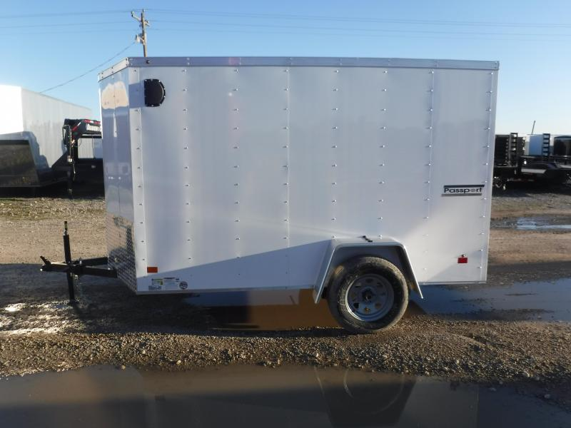 2019 Haulmark Trailers 6x10 Enclosed Cargo Trailer