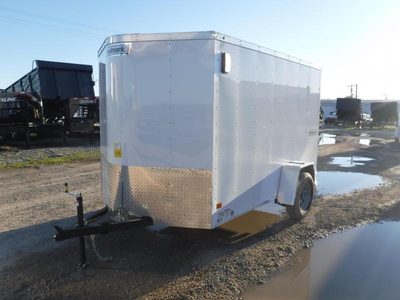 2019 Haulmark Trailers 6x10 Enclosed Cargo Trailer