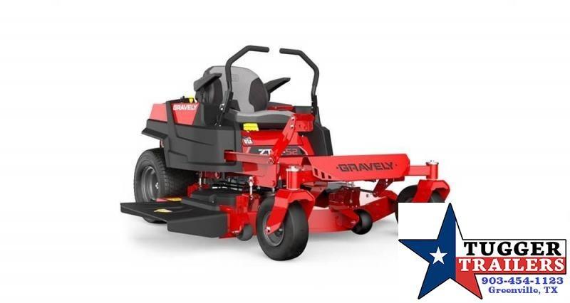 2019 Gravely ZT X 52 Zero Turn Mower Lawn 915174