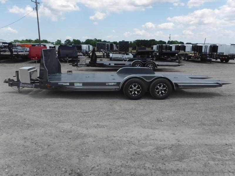 2018 Diamond C Trailers 11FBDT Car Hauler Car / Racing Trailer