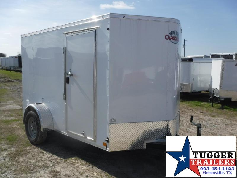2019 Cargo Mate 6x10 TX LE Enclosed Cargo Trailer