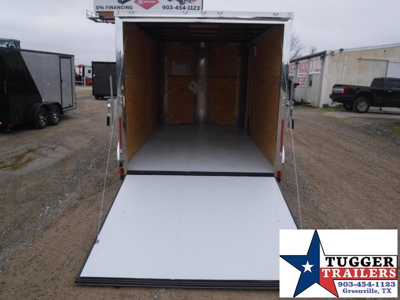 2019 Cargo Craft 7x12 12ft Enclosed Cargo Trailer