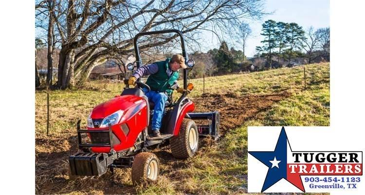 2018 Yanmar USA SA 221 Tractor