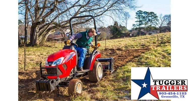 2018 Yanmar USA SA 221 Tractor and Loader!