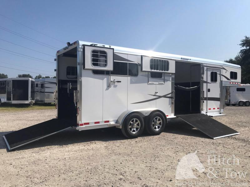 2020 4-Star Trailers 4 Star Horse Trailer