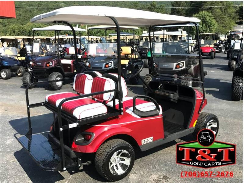 2016 NEW E-Z-Go FREEDOM TXT GAS Golf Cart