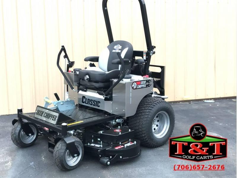 2017 Dixie Chopper Classic 3160kw Lawn Mower