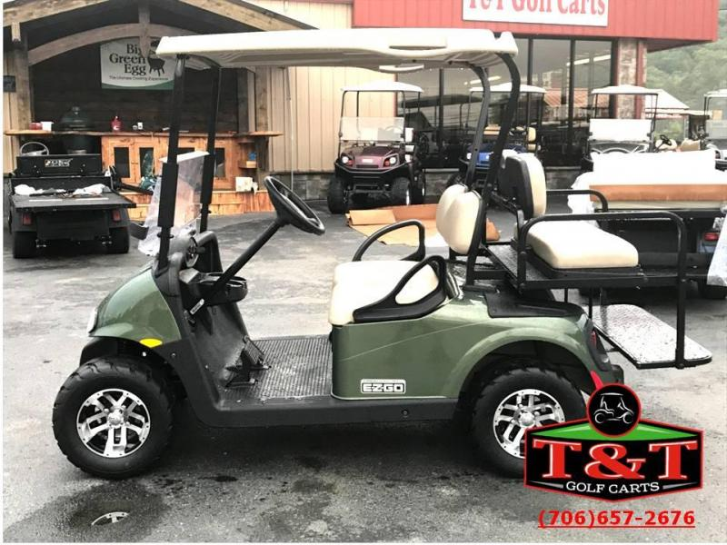 2015 E-Z-Go Freedom RXV Electric