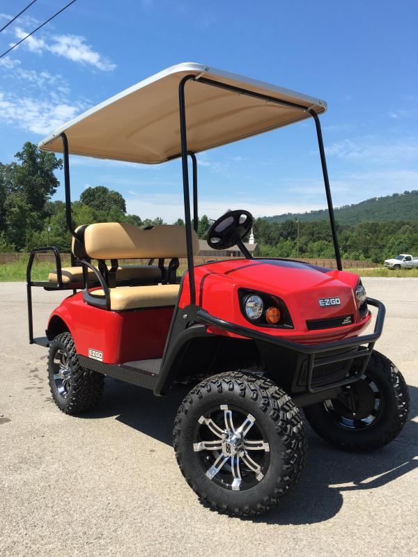 2017 E-Z-GO EXPRESS S4 GAS Golf Cart