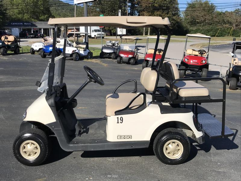 2015 E-Z-GO RXV ELECTRIC Golf Cart